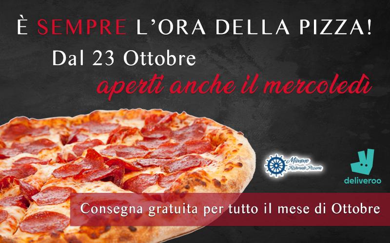 Pizzeria da Mimmo - Promozione ottobre
